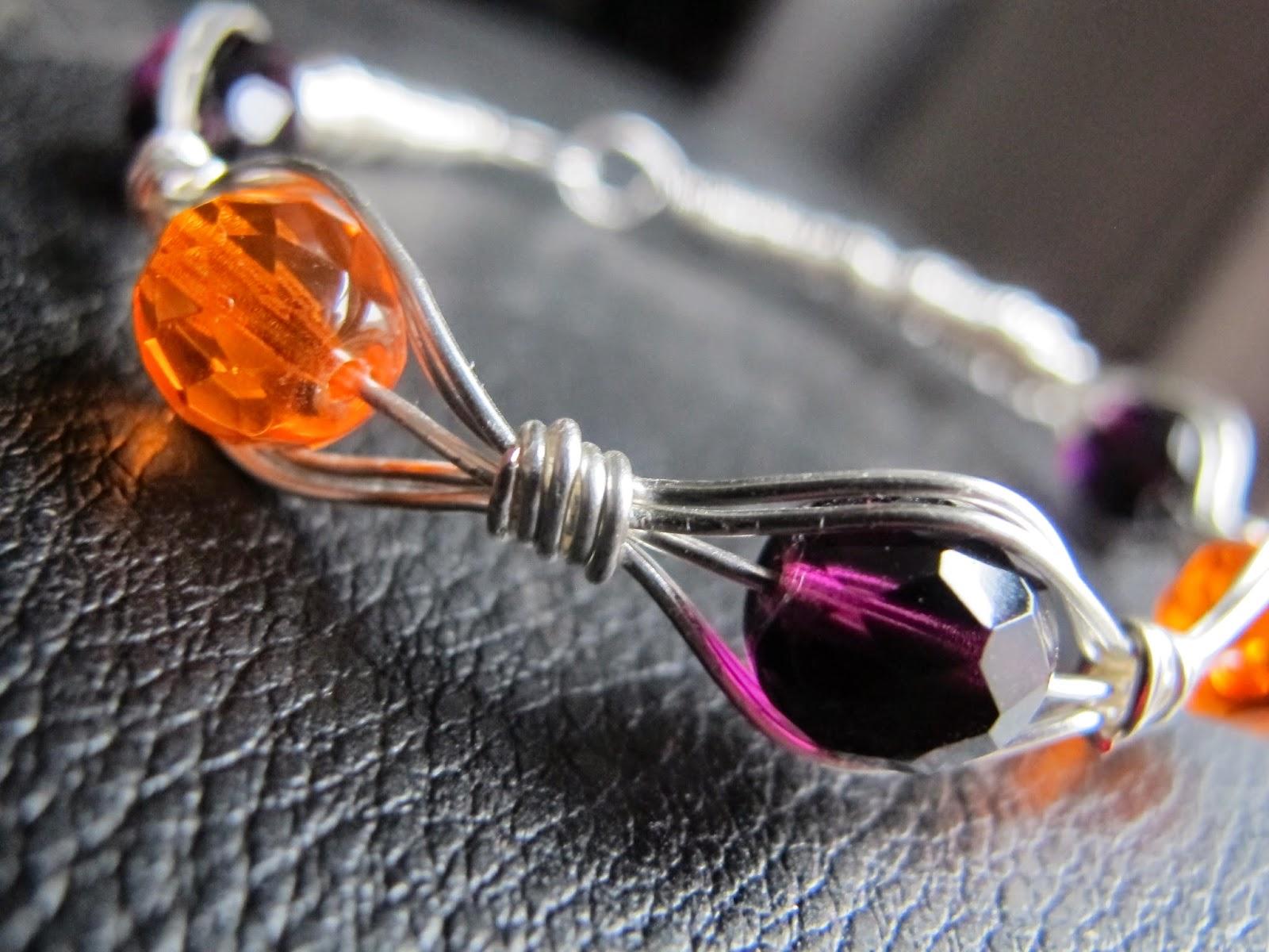 Naomi\'s Designs: Handmade Wire Jewelry: Wire wrapped jewellery ...