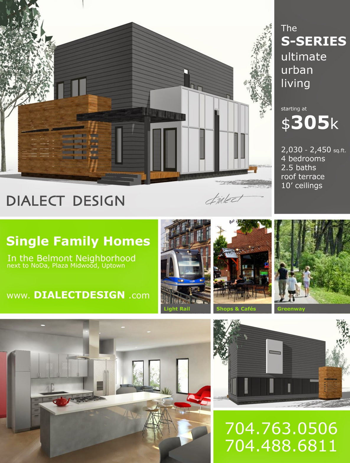 Dialect Design Modern Homes For Sale In Charlotte