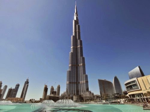 THE WORLD´S TALLEST BUILDING 3D