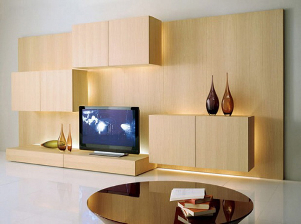 Tv stands for living room interior home design for Living room tv stand