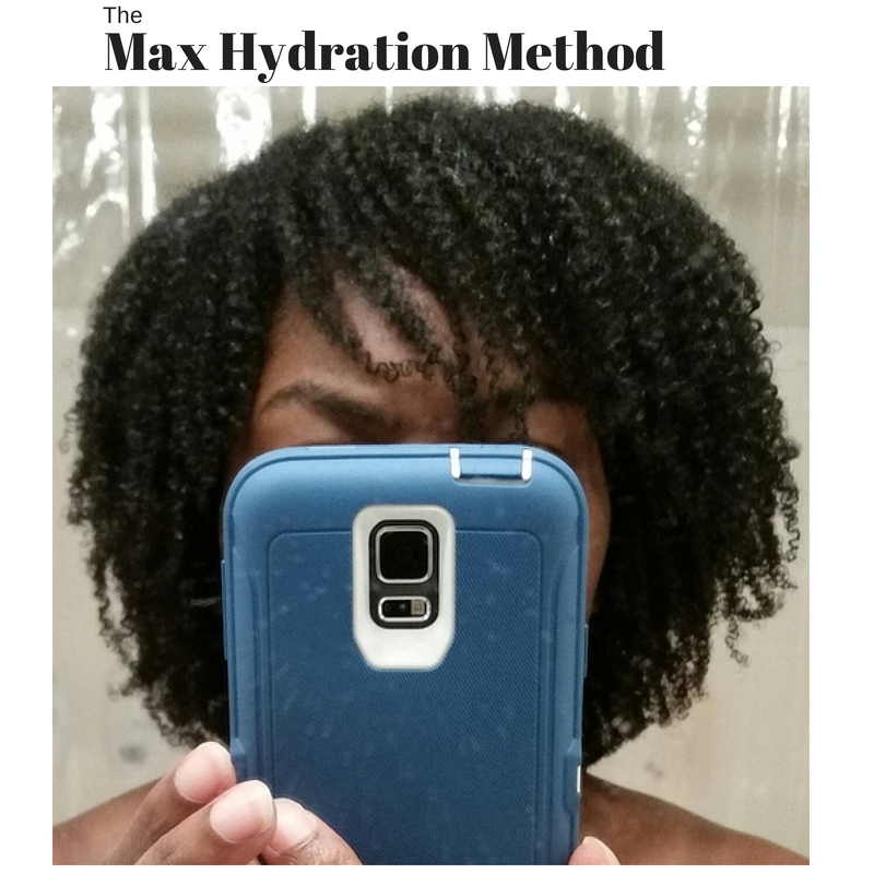 The New Max Hydration Method Promises Moisturized, Defined ...
