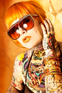 Tattoos life and style skin and ink doll katy gold for Tattoo shops katy texas