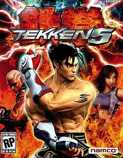 free download tekken 5 game, tekken 5 image