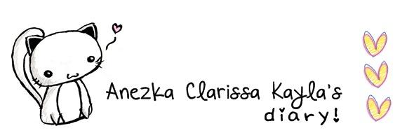Blog  Anezka Clarissa Kayla