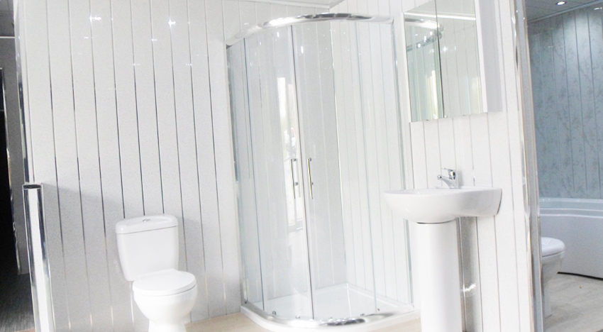Bathroom cladding shop what is bathroom cladding for Bathroom wall cladding ideas