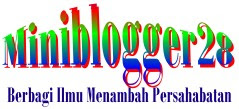 MiniBlogger28
