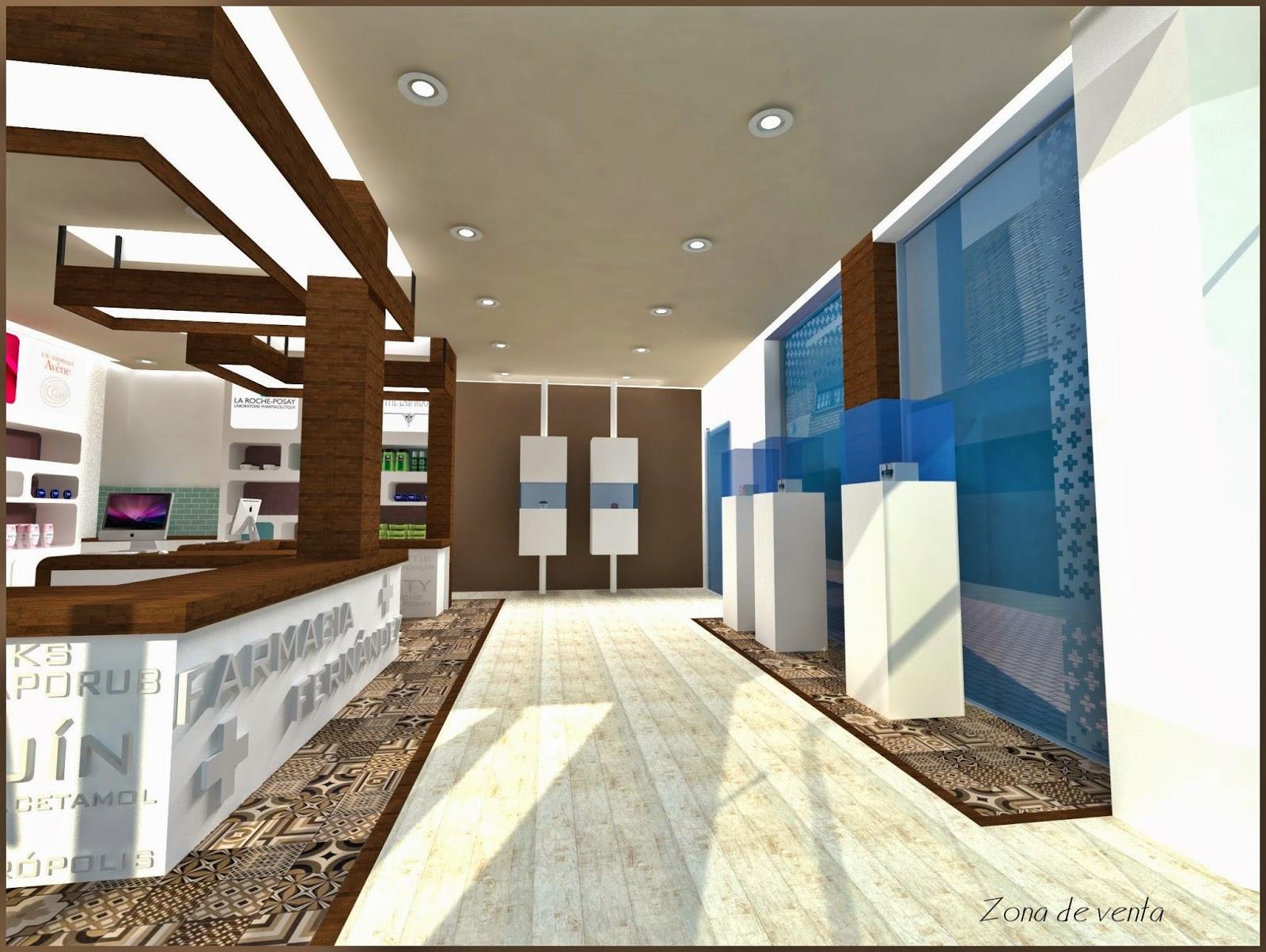 Dise o de interiores escuela de arte de motril 3 for Murales diseno de interiores