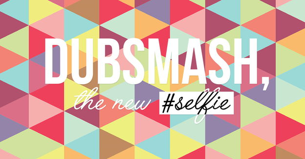 dubsmash funny selfie application for android and iphone