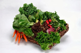 Eat Green Leafy Vegetables