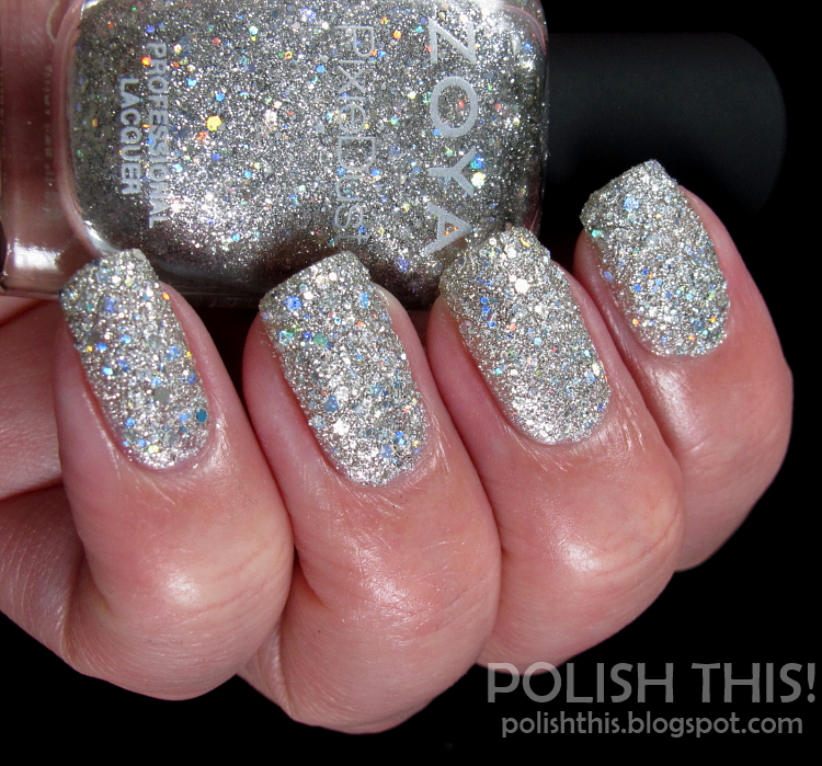 zoya spring magical pixie cosmo and vega polish this
