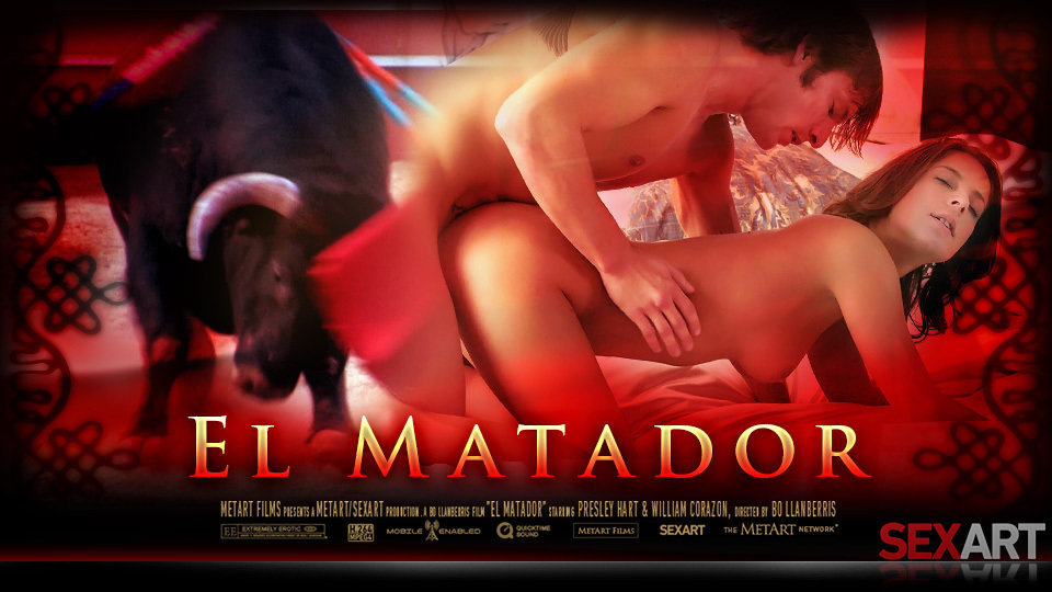 Presley_Hart_William_Corazon_El_Matador_vid GHXro3S 2013-02-23 Presley Hart & William Corazon - El Matador (HD Video) 05240