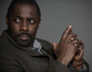 Detective John Luther in the BBC One series Luther