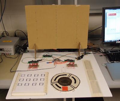 ProxiMIDI -A MIDI code generator using ATMega1284