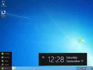 Windows 8 Dual Desktop 2