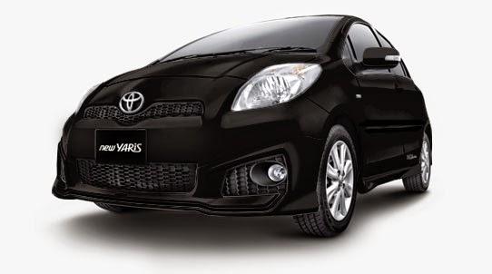 Rental Mobil Bandung TOYOTA ALL NEW YARIS