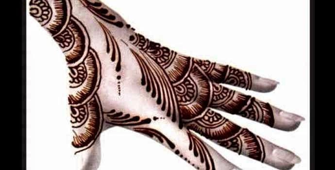 Mehndi Patterns Arabic : Mehndi designs arabic elegance and beauty