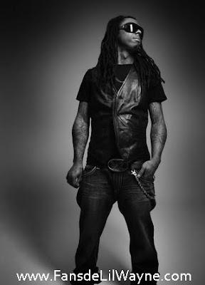 Foto de una sesion fotografica a Lil Wayne