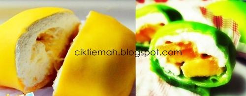 Resepi Durian / Mango Crepe kesukaan ramai.