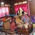 Rayakan Idul Fitri, Warga Blora Gelar Tradisi Berkunjung Ke Rumah Kerabat