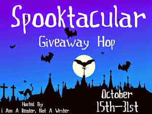 Spooktacular Blog Hop