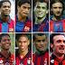 Pemain yang pernah main untuk Barcelona dan AC Milan