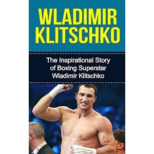 wladimir klitschko book, klitschko biography
