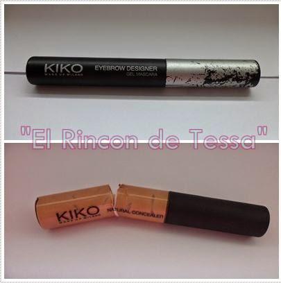Natural concealer Kiko
