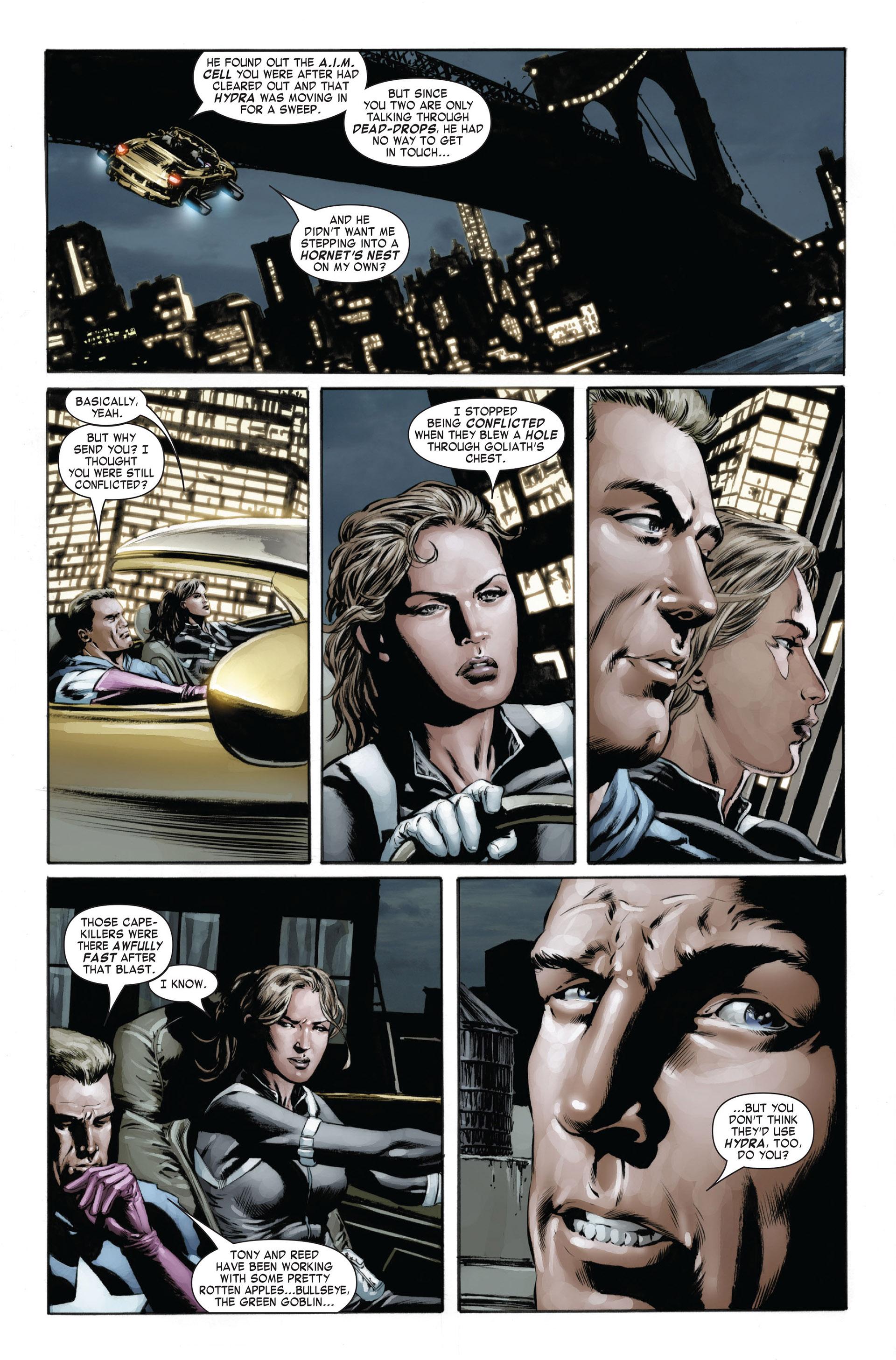 Captain America (2005) Issue #24 #24 - English 20