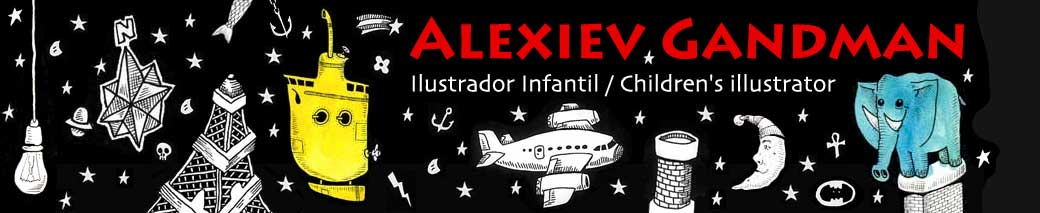 Ilustrador Alexiev Gandman