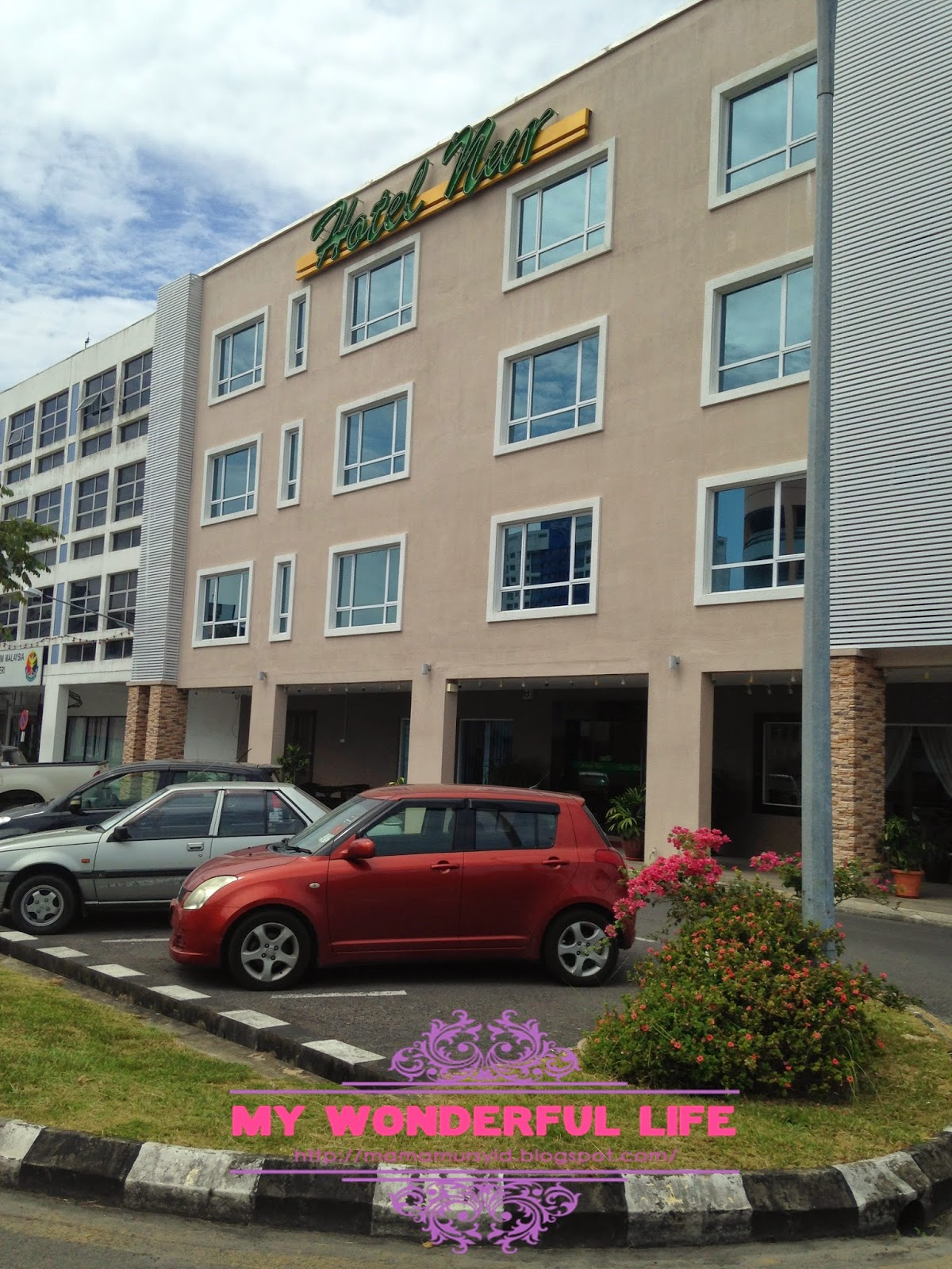 Review Hotel Nur Miri