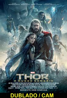 Assistir Thor: O Mundo Sombrio Dublado 2013