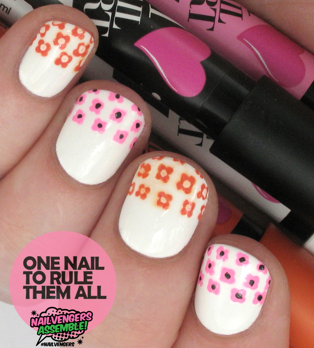 One Nail To Rule Them All Barry M Nail Art Pens Review: One Nail To Rule Them All: Nailvengers Assemble: Untried