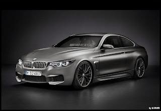 2014 BMW M4 coupe auto restoration