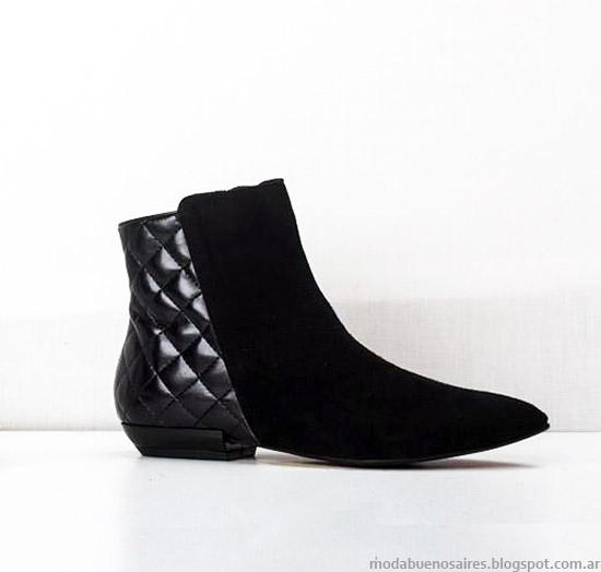 Micheluzzi zapatos, botas y botinetas otoño invierno 2015.
