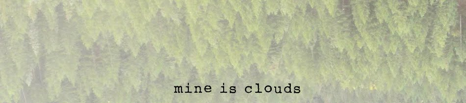 mine is  clouds.