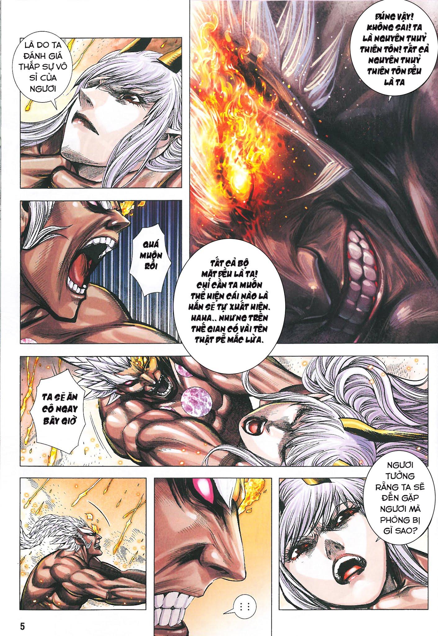 Tây Du chap 181 - Trang 3