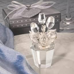 Presentinhos de casamento em cristal