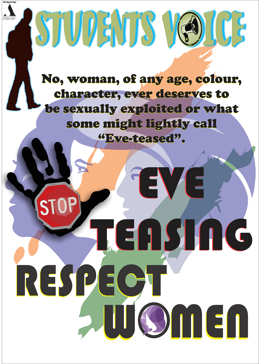 students islamic organisation of mumbra unit students students voice stop eve teasing respect women
