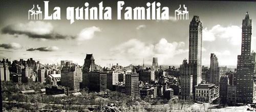 La quinta familia