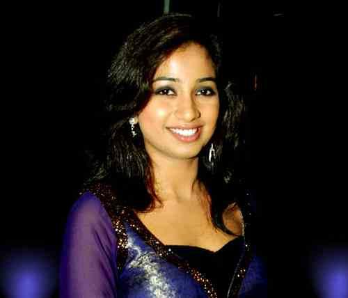 shreya ghosal beautiful look - photo #23