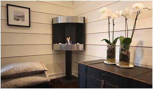 Cooking design art calor de hogar - Chimeneas con estilo ...