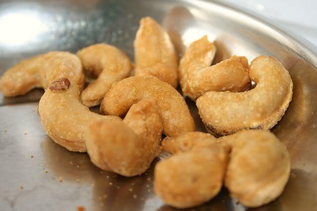 Resep Dan Cara Membuat Kacang Mete Goreng Gurih Asin Renyah