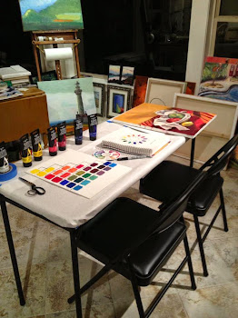 Fall Painting Classes / Adults, kids 9-12