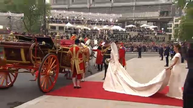 kate and william royal wedding invitation. kate and william royal wedding