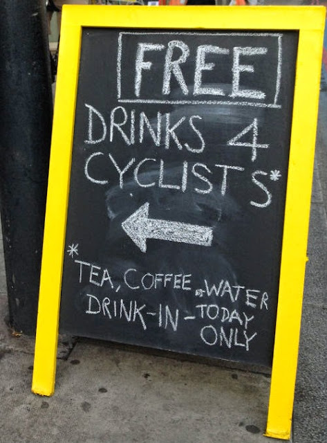 Cycle Cafes London