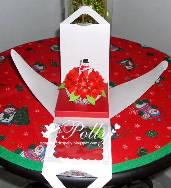 Manualidades polly detalles de navidad - Detalles de navidad manualidades ...