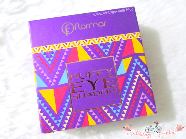 Flormar, Bohemian Dream, Puffy Eye Shadow, cruelty-free