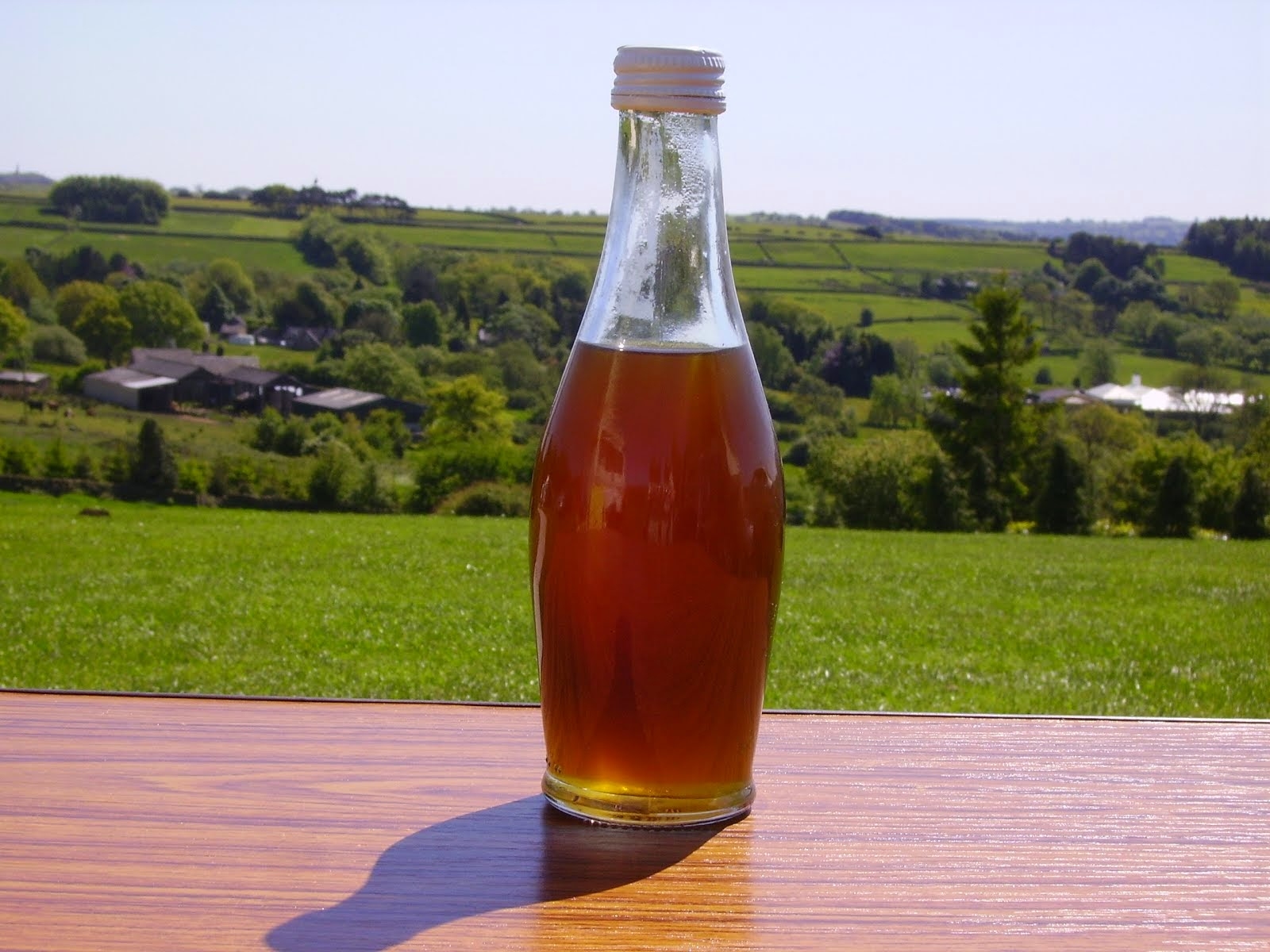 Derbyshire delight syrup