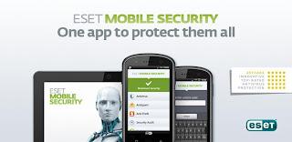 افضل واسرع واقوى 5 برامج انتي فايروس لهواتف الأندرويد 2013 Eset+Mobile+Security