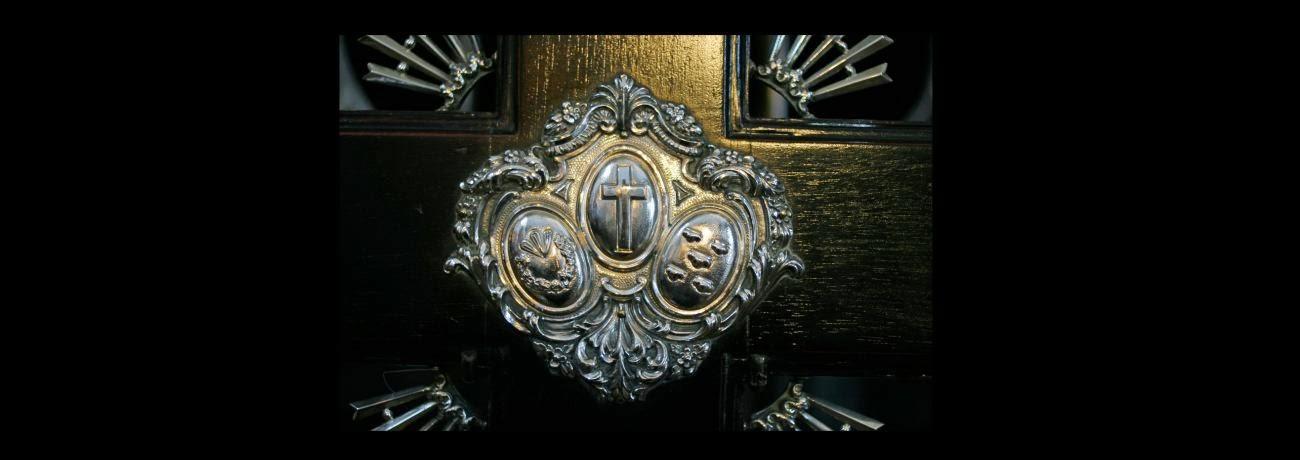 Sagrada Pasion de Cristo por Ruben Olmedo